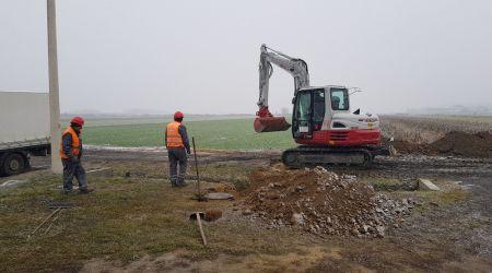 Započelo izvođenje radova na aglomeraciji Đakovo
